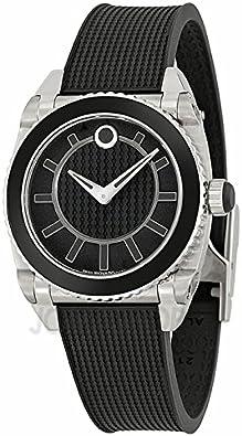 Movado Movado Maestro Negro Dial Damas Reloj 0606298