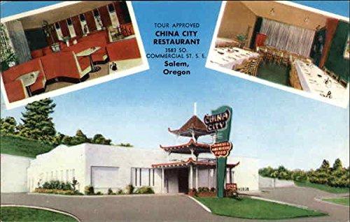 Amazon Com China City Restaurant Salem Oregon Original