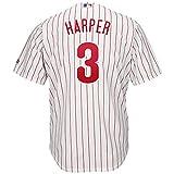 Outerstuff Bryce Harper Philadelphia Phillies White