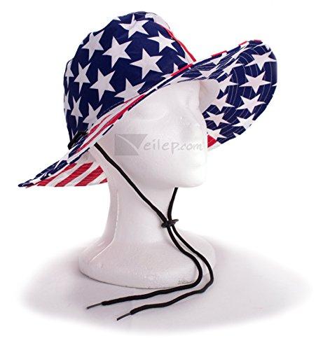 75701de17a7d8 Best Value · Stars Stripes Patriotic Cowboy Adult product image
