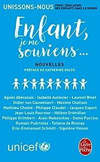 Enfant, je me souviens... par Agnès Abécassis
