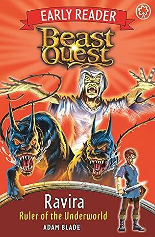 book cover of Ravira, Ruler of the Underworld