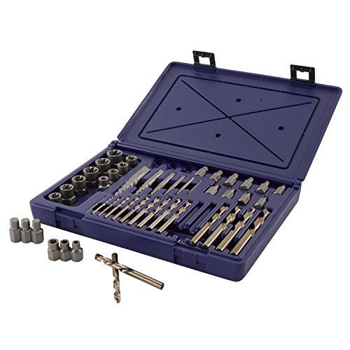 (IRWIN HANSON Master Extraction Set, 48 Piece, 3101010)