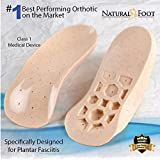 Orthotics for Plantar Fasciitis Heel Pain Arch Support Insoles