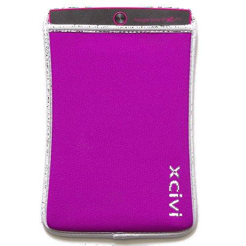 Neoprene Sleeve Case for Boogie Board Jot 8.5 LCD eWriter - Purple Lcd Case