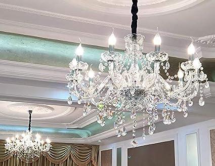 C35 Flame Shape Bent Tip,E12 LED Bulb,4w LED Light Bulb,LED Chandelier Bulbs,2700K Warm White Clear Glass Cover,10 Pack Dimmable Candelabra LED Bulb,40W Equivalent E12 Base LED,Candle Bulbs