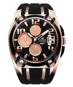 Viceroy 47551-95 - Reloj de caballero de cuarzo, correa de caucho color negro