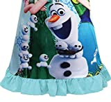 WNQY Little Girls Princess Anna and Elsa Pajamas