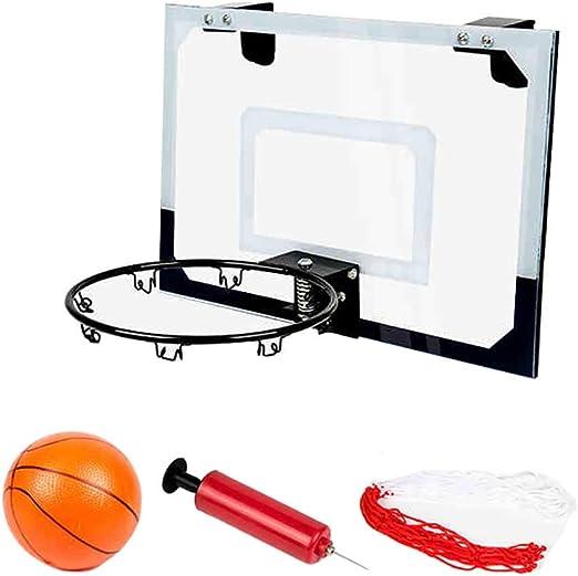 Canasta de Baloncesto Caja De Baloncesto para Adolescentes con ...