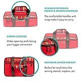 Rachael Ray RRay Lasagna Lugger-Stripe Red