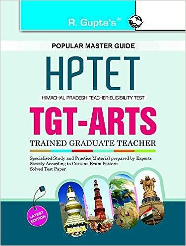 Hp Tet Himachal Pradesh Teacher Eligiblity Test For Tgt Arts