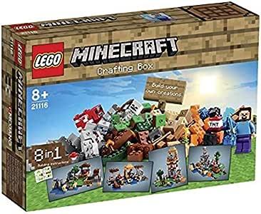 LEGO - Mesa de Trabajo, Multicolor (21116): Amazon.es: Juguetes y juegos
