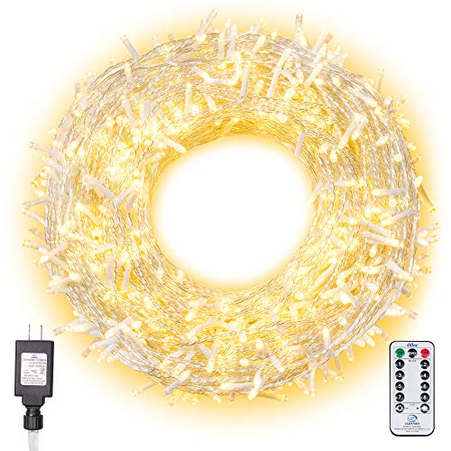 100 Bulb Led Christmas Lights in US - 9