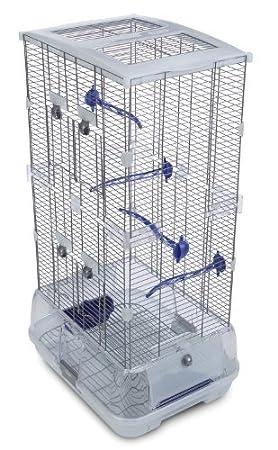 Vision Jaula/casa para pájaros de Alto, 47,5 x 35,6 x 84,4 cm ...