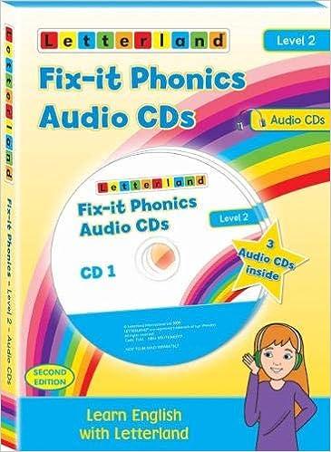 Descargar Libros Gratis Ebook Fix-it Phonics - Level 2 - Audio Cd Pack Kindle A PDF