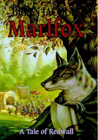 Marlfox - Book #11 of the Redwall