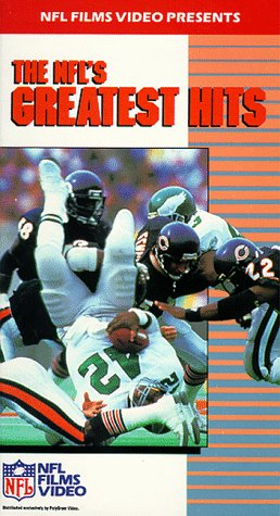 NFL's Greatest Hits [VHS] ()