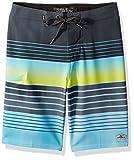 O'Neill Boys' Big Hyperfreak Heist Boardshort, Ocean, 24