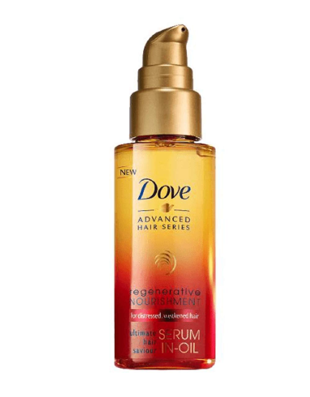 Dove Advanced Hair Series Quench Absolute Supreme Creme Serum 3.30 oz (Pack of 2) by Dove