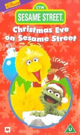 Sesame Street Vhs Uk | Asdela