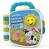 Best Fisher-Price Book For A One Year Olds - Fisher-Price Laugh & Learn Counting Animal Friends Review