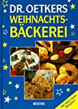 img - for Dr. Oetkers Weihnachtsb ckerei. book / textbook / text book