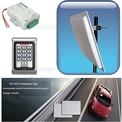 Amazon.com : Full Car Access Control Vehicle Parking Control Bus ...