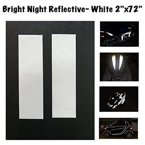 Reflective Helmet Tape - 8