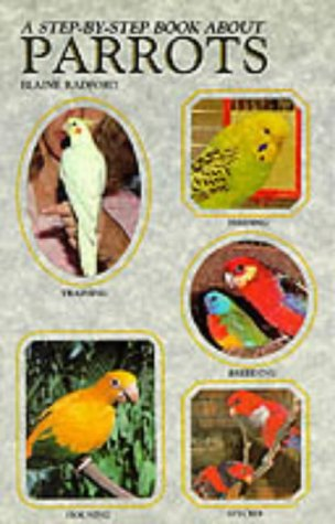 Step by Step Book About Parrots