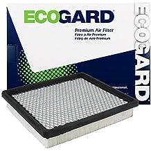 ECOGARD XA5396 Premium Engine Air Filter Fits Dodge Grand Caravan / Chrysler Town & Country / Dodge Journey, Caravan / Chrysler Voyager