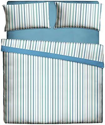 Casa Lieri - Juego de sábanas de 135, algodón, 50% poliéster ...