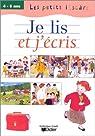 Je lis et j'écris 2 (cahier 4-5 ans) par Lerasle