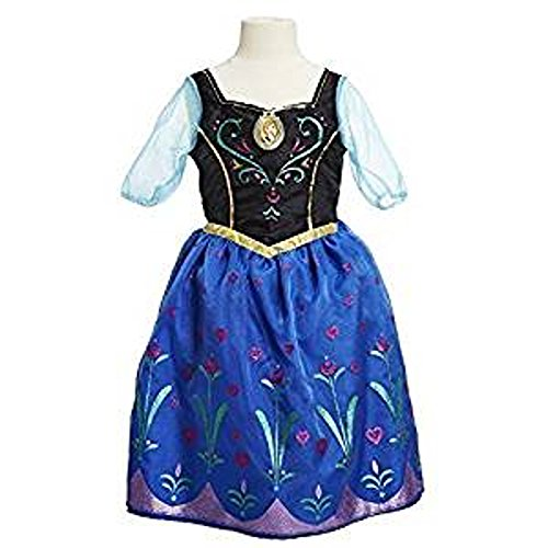 Disney Frozen Anna Dress Size 4-6x ()