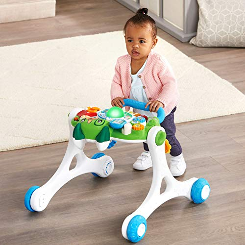 51ZRRgntozL - LeapFrog Scout's 3-in-1 Get Up and Go Walker Frustration Free Packaging