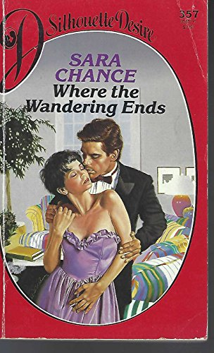 book cover of Where the Wandering Ends