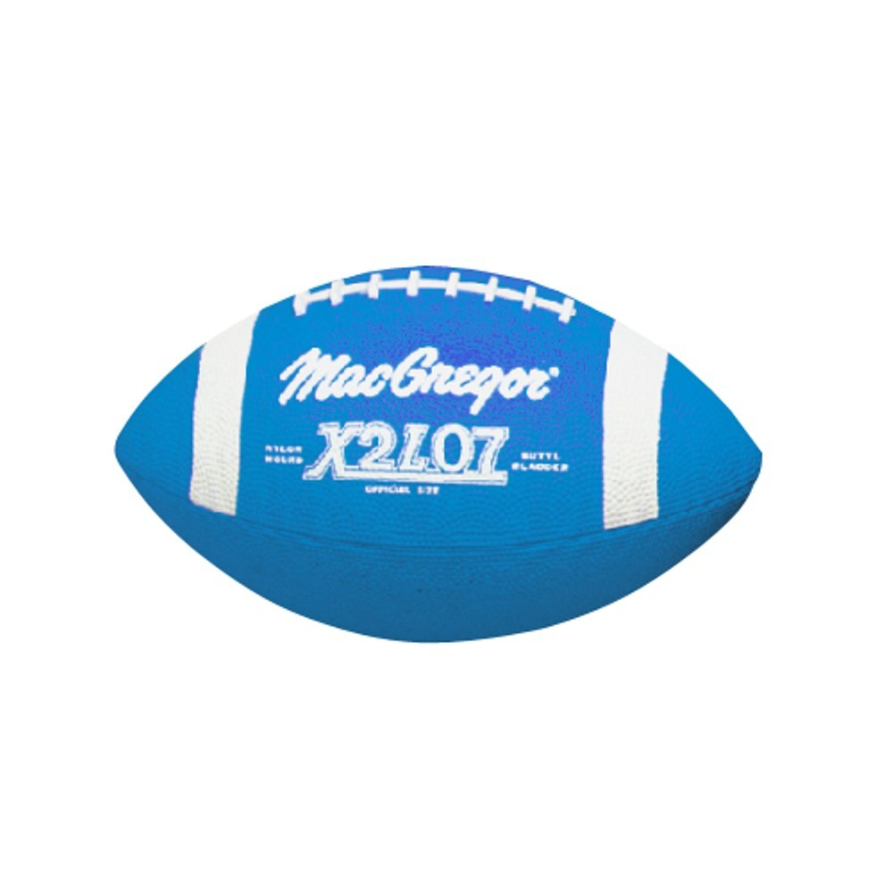 Multicolor Footballs Junior Size MacGregor MCX2J25X