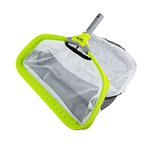Oreq Pro Animal Leaf Rake with 15'' Rocket Bag by Oreq
