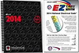 NFPA 70: National Electrical Code (NEC) Spiralbound and EZ Tabs (Color Coded) Set, 2014 Edition