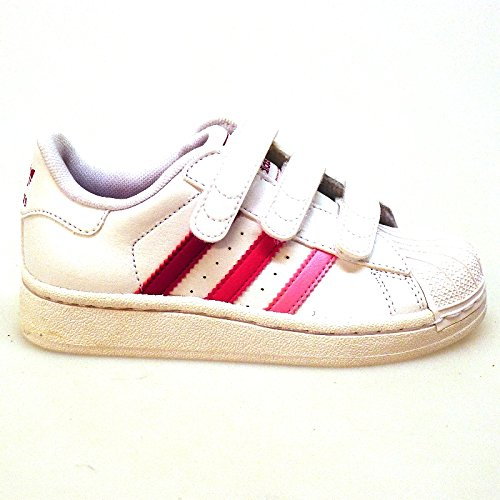 zapatos niña superstars