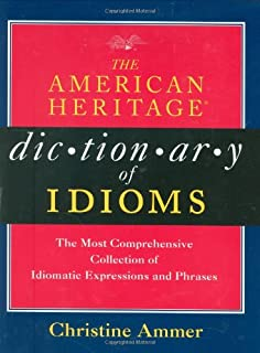 Cambridge Dictionary of American Idioms: Paul Heacock