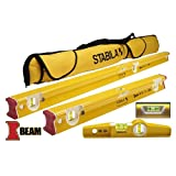 Stabila 48410 R-Beam 3 Level Set