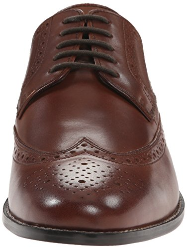 Mens Oxford Nelson Bush Nunn Brown Wingtip w5aIYzPqx
