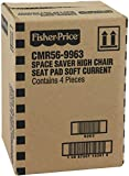 Fisher-Price SpaceSaver High Chair Pad, Soft Current