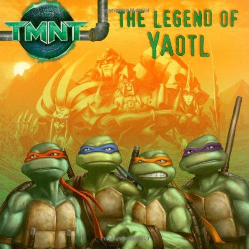 The Legend of Yaotl Teenage Mutant Ninja Turtles 8x8: Amazon ...