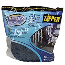 30ft Central Vacuum Zippered Hose Sock Cover