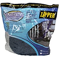 Genuine Plastiflex 30ft Central Vacuum Zippered Hose Sock Cover.