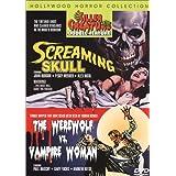 Screaming Skull / Werewolf vs. Vampire Woman