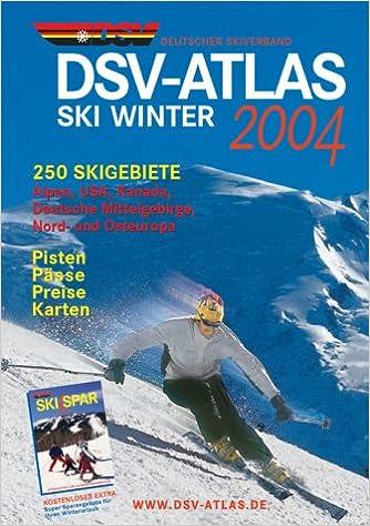 Dsv Atlas Ski Winter 2004 Amazonde Planegg Deutscher Skiverband