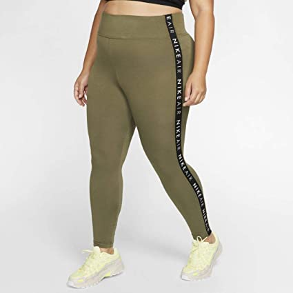 Nike W NSW Air Lggng Plus Leggins, Mujer: Amazon.es ...