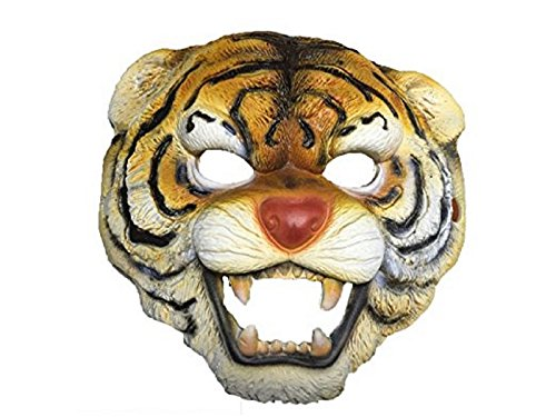(Himine Halloween Masquerade Animal (Tiger))